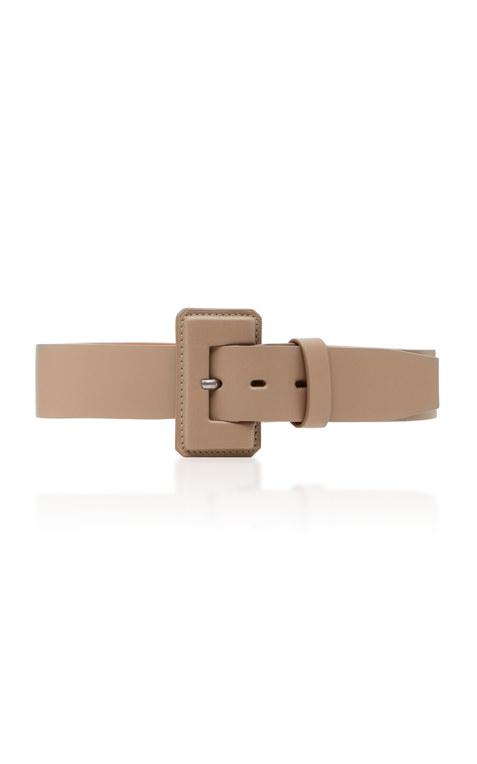 MO exclusive Wide Buckle Belt Maison Vaincourt jwsS1pie