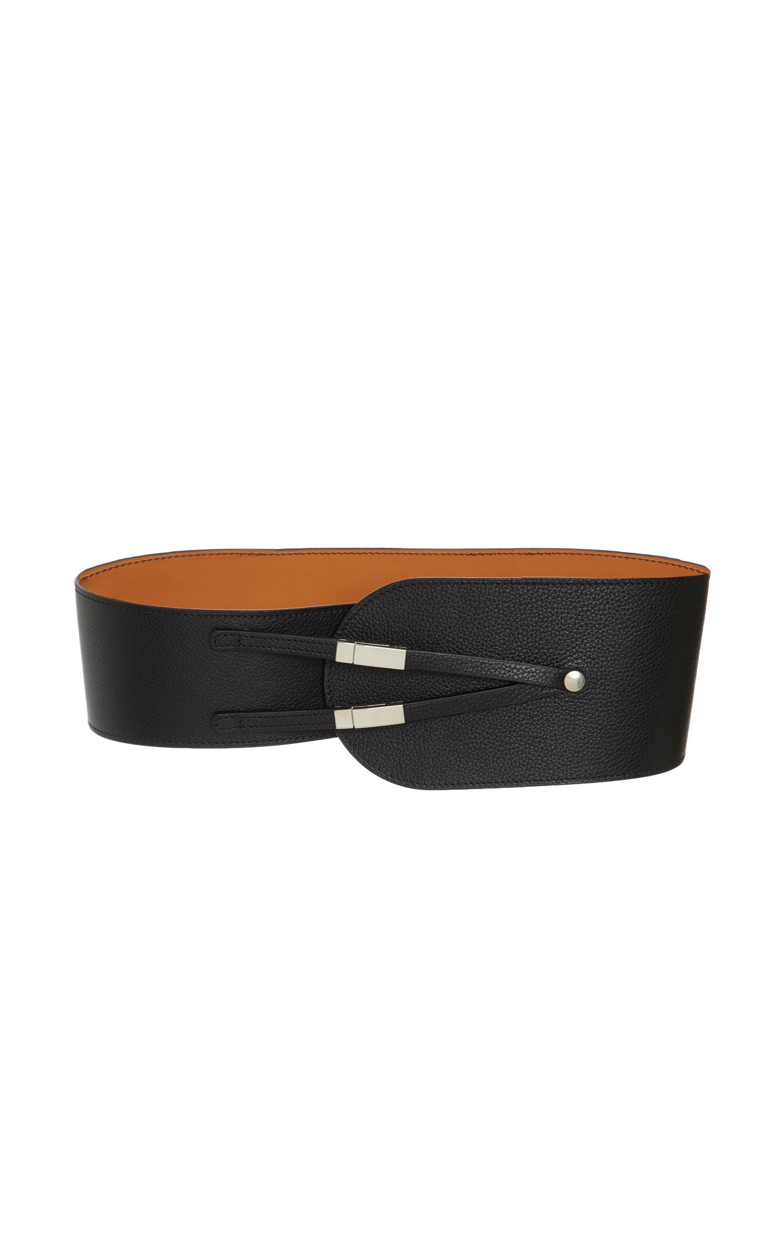 KYOTO WIDE LEATHER BELT