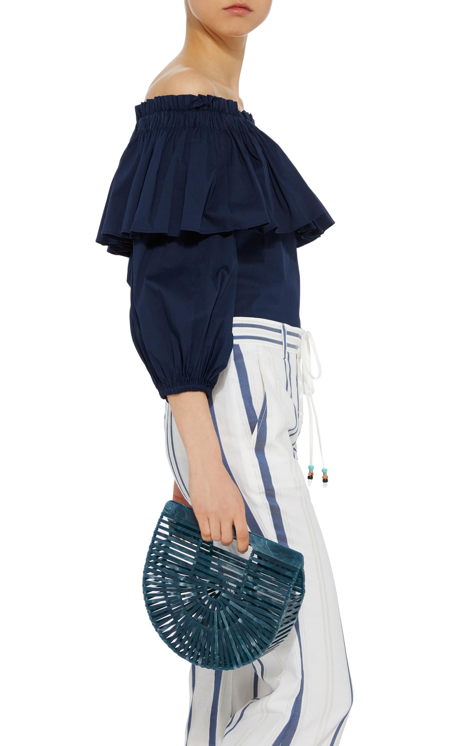 Mini Acrylic Ark Bag Cult Gaia oOCpwK