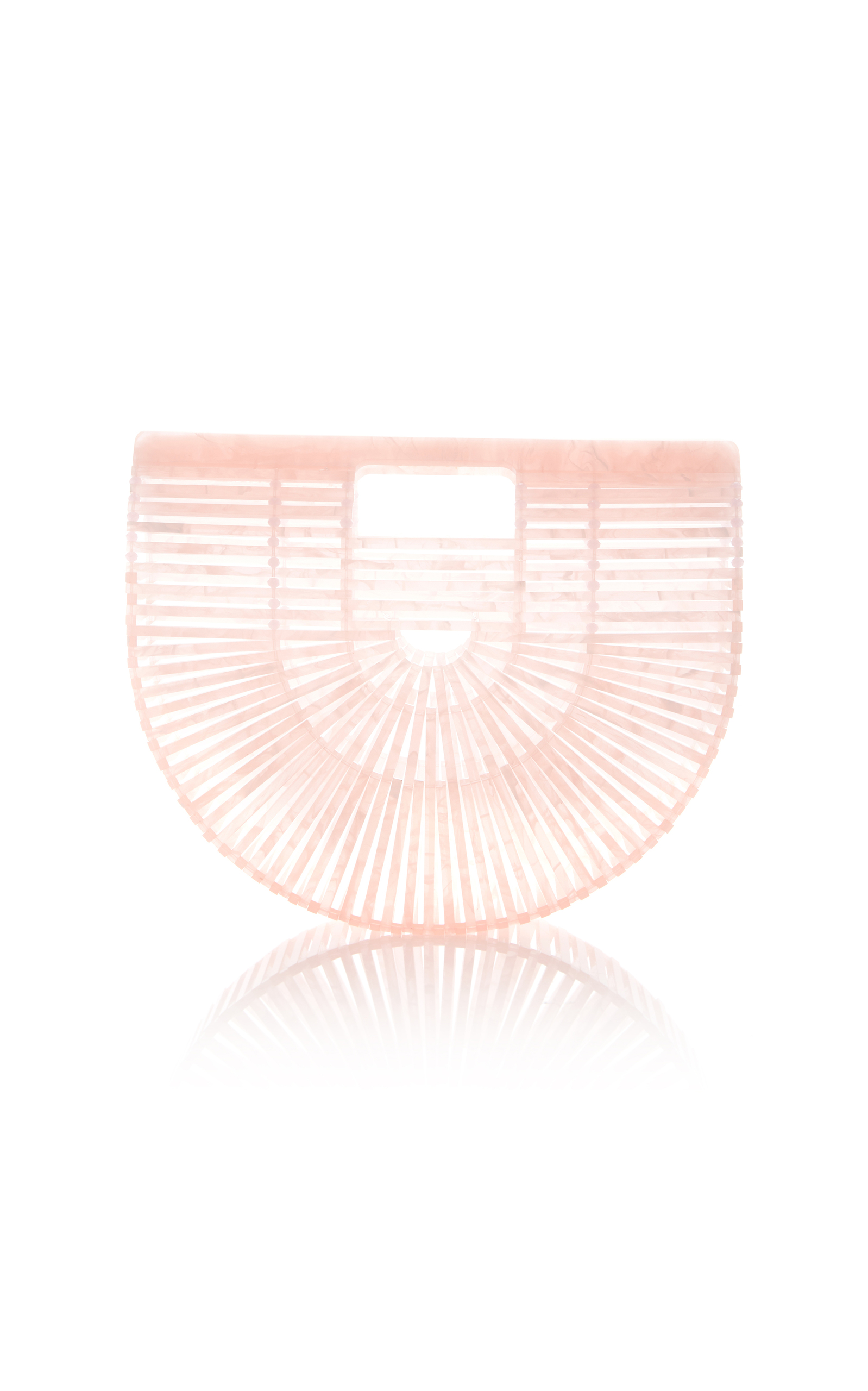 Mini Gaia'S Ark Pink Acrylic Bag