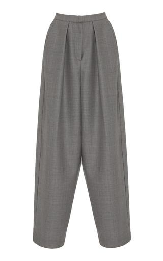 Medium edeline lee grey wide leg trousers