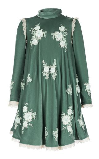 Medium ezgi cinar green chloris short dress