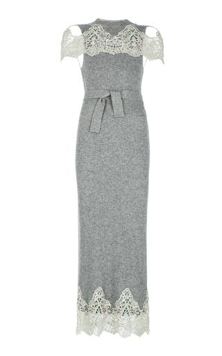 Medium ezgi cinar grey harmonia dress