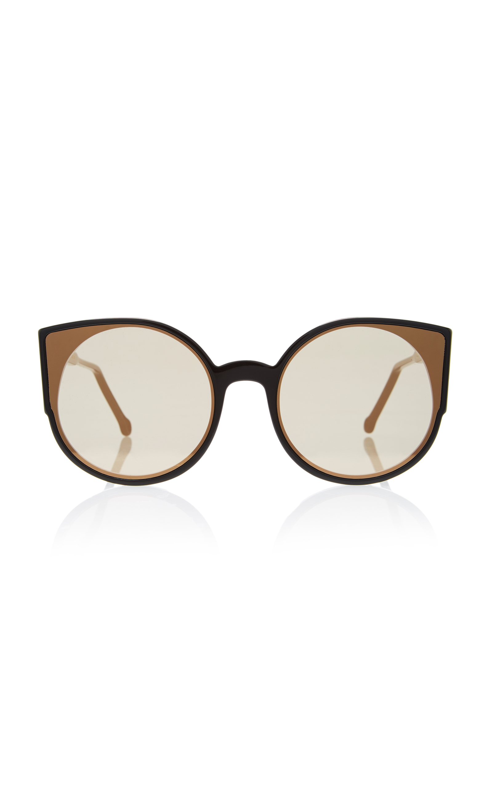 Cheap Sale Affordable Retrosuperfuture cat eye glasses Buy Cheap Online Outlet Visit New Sale Fashionable Popular Sale Online e9qMYN