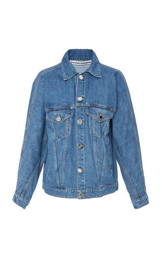 Medium faustine steinmetz blue classic denim jacket