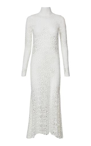 Medium kitx white circle decay dress
