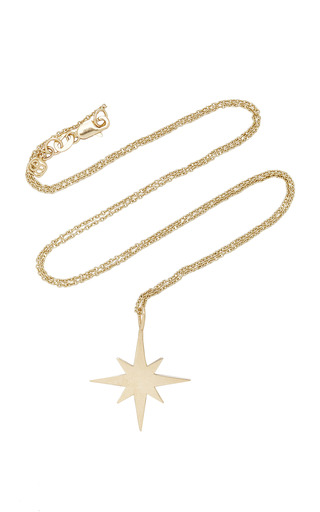 Medium sydney evan gold small pure starburst charm