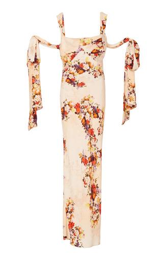 Medium markarian floral aquarius floral dress