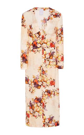 Medium markarian floral gemini floral midi dress