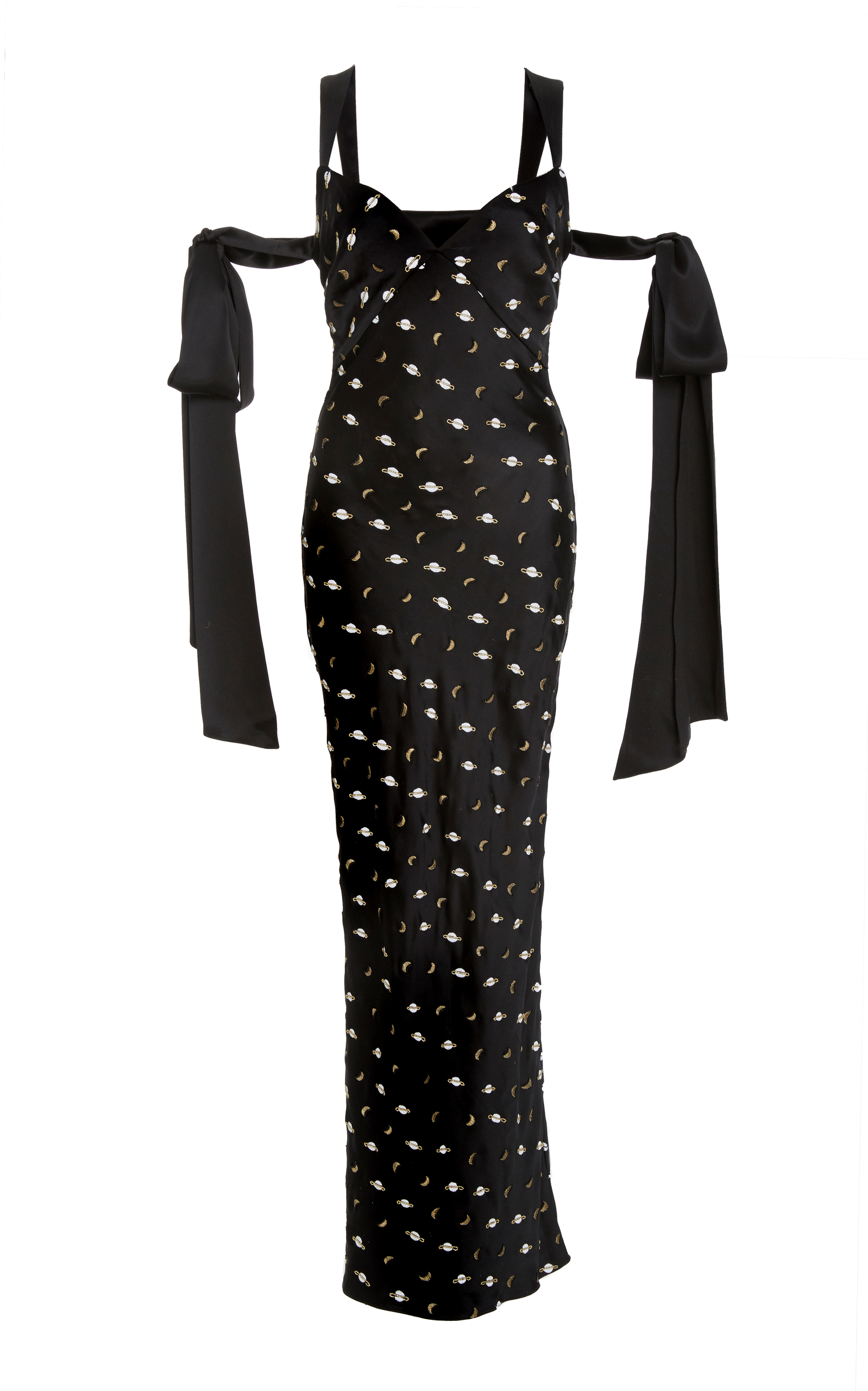 MARKARIAN AQUARIUS BEADED DRESS