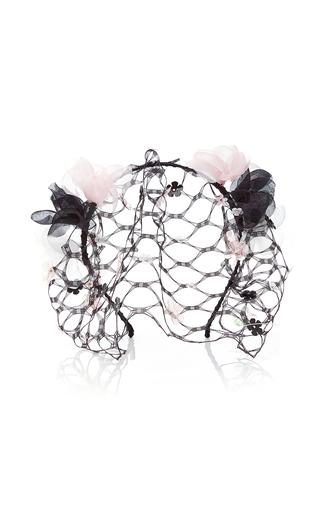 Medium gigi burris black m o exclusive sequin party veil