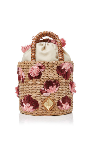 Medium aranaz multi ella medium bucket bag