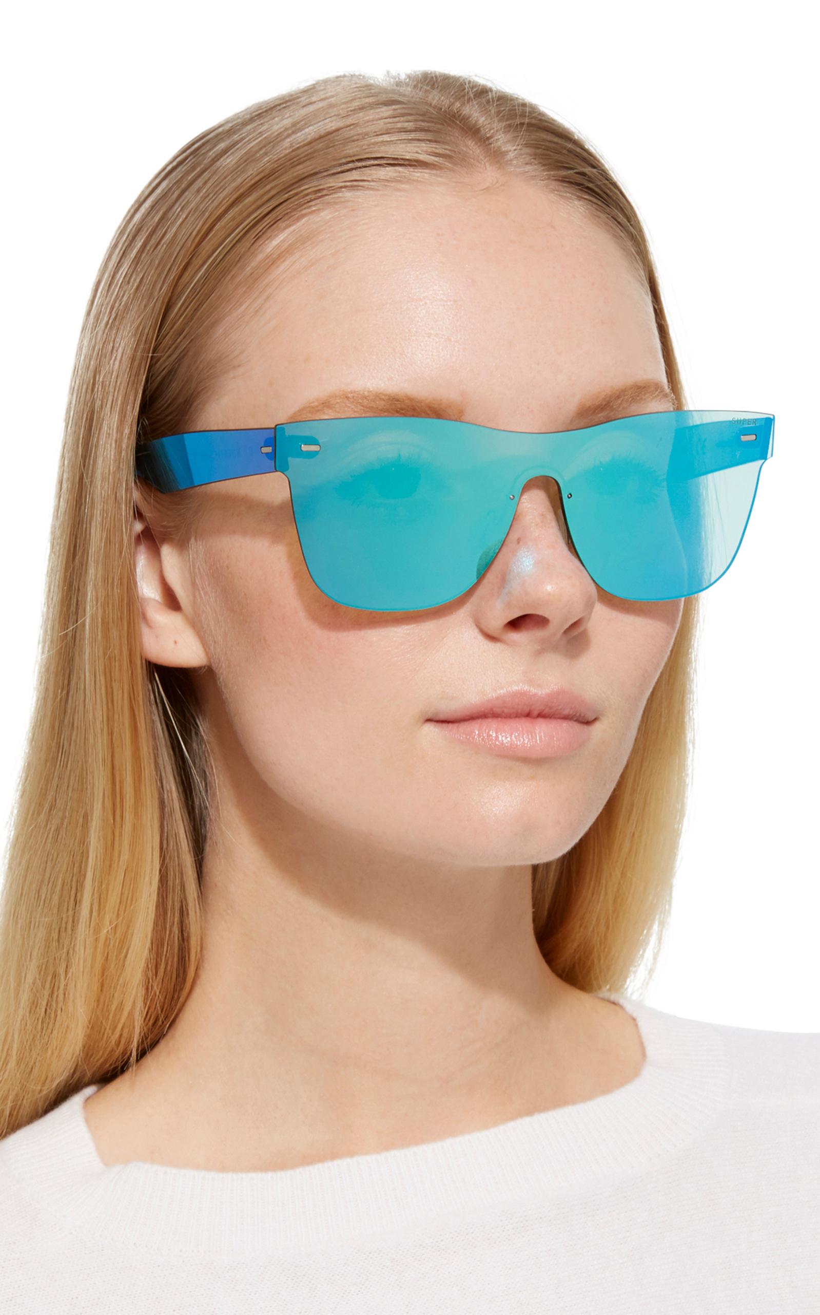 cd78fefba8a Tuttolente Classic Azure Acetate Sunglasses by SUPER by ...