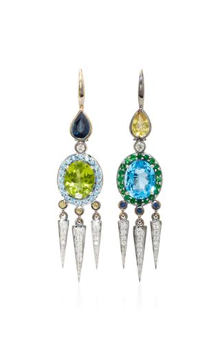Medium holly dyment multi go lightly drop dagger earrings 2