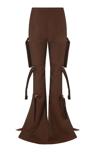 Medium onalaja brown riam trousers