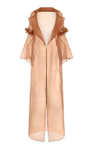 Medium onalaja brown simi coat