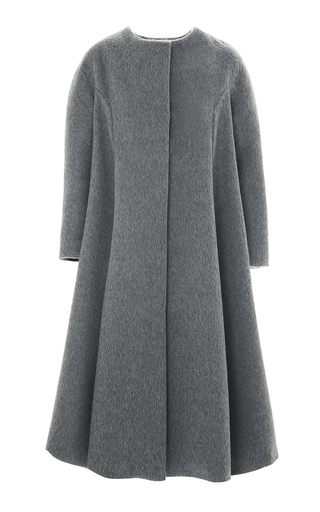 Medium esme vie grey bouganville coat