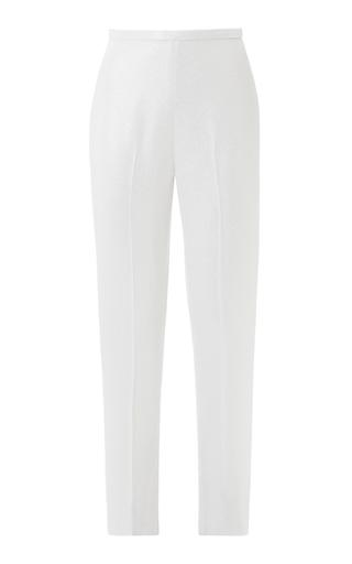 Medium esme vie white anise trouser