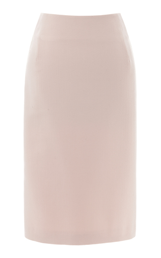 Medium esme vie pink camelia midi skirt