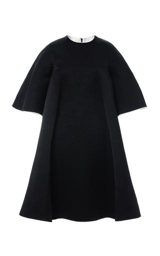 Medium esme vie black bouganville dress