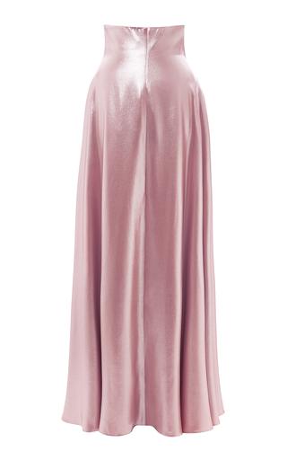 Medium esme vie pink alzalea maxi skirt