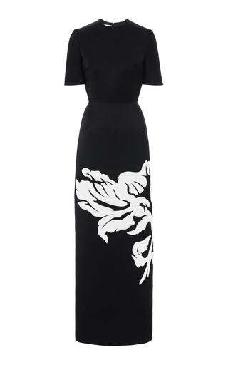 Medium esme vie black iris gown