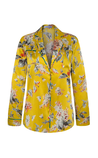 Medium adriana iglesias yellow jammies roc jacket