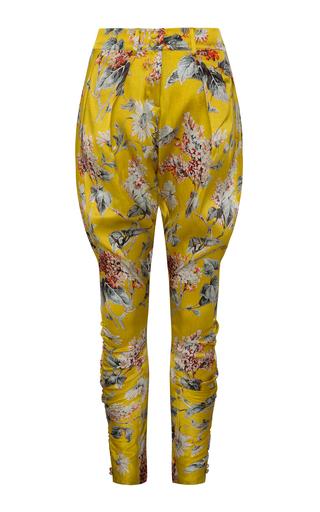 Medium adriana iglesias yellow hudson pants
