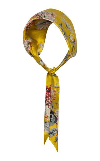 Medium adriana iglesias yellow grace turban