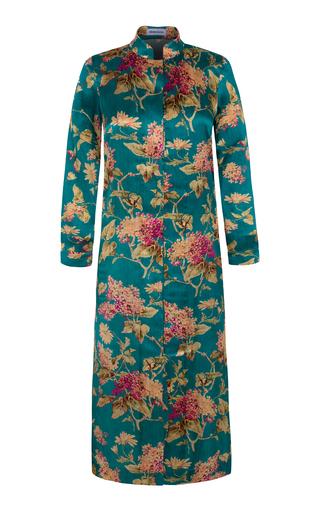 Medium adriana iglesias green lauren tunic dress
