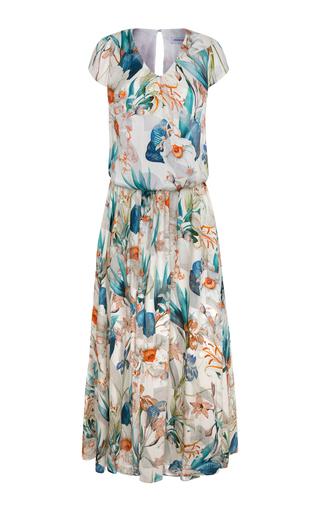 Medium adriana iglesias floral eden dress