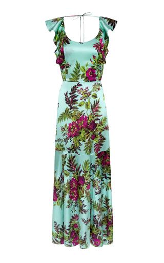 Medium adriana iglesias blue nicole dress