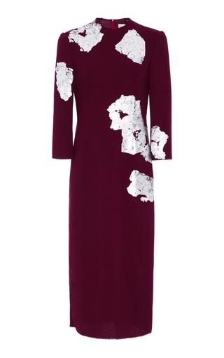 Medium patricia padron burgundy vina dress
