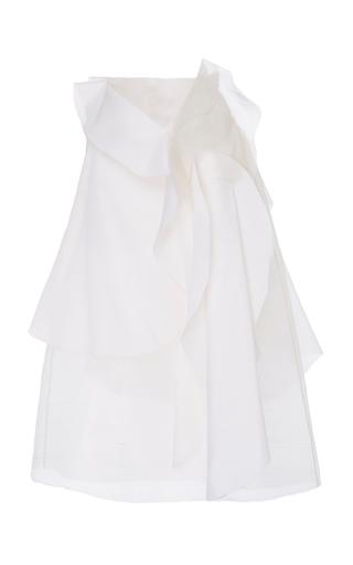 Medium patricia padron white aster skirt