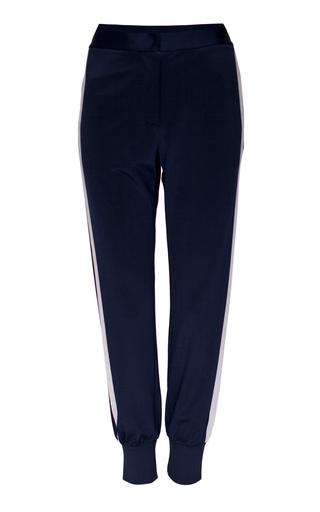 Medium baum und pferdgarten navy jamia stripe jogger trousers