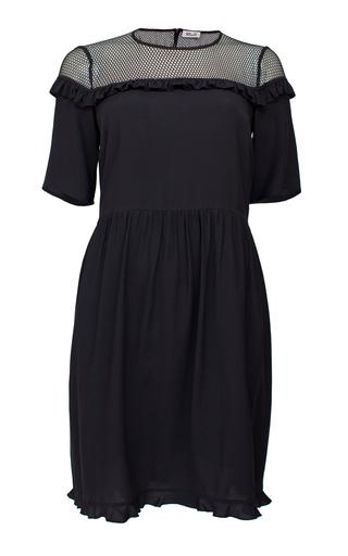 Medium baum und pferdgarten black aamina illusion dress