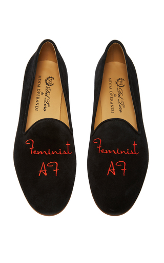 Medium del toro black m o exclusive feminist af slipper