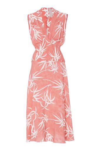 Medium sissa print isabele gathered bodice dress