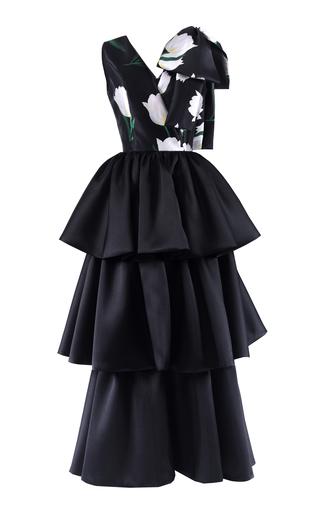 Medium mark bumgarner black chanel gown