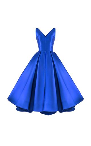 Medium mark bumgarner blue renee dress