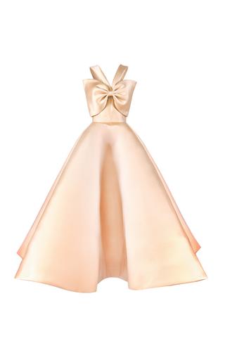 Medium mark bumgarner gold ingrid dress