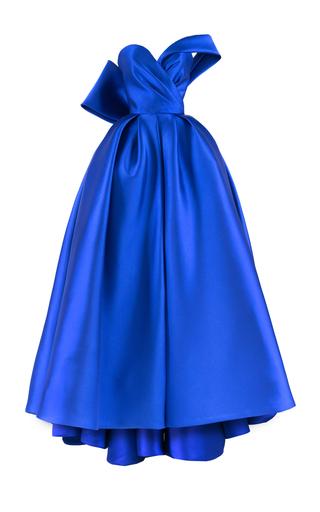 Medium mark bumgarner blue kara gown