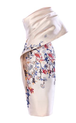 Medium mark bumgarner neutral grace dress