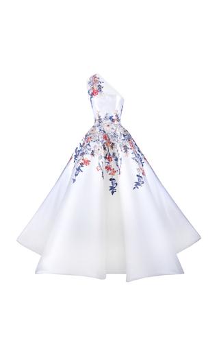Medium mark bumgarner white sophia gown
