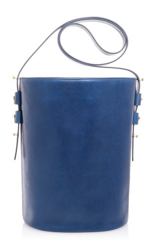 Medium manufacture pascal blue tippi bucket