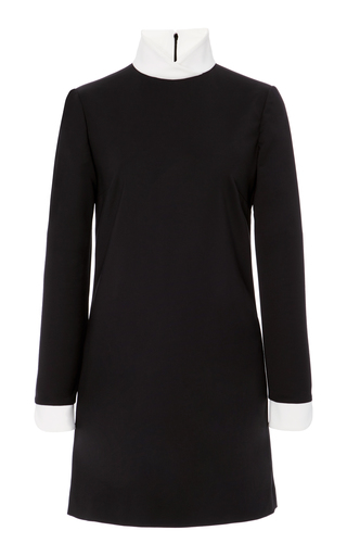 Medium maison di prima black adriana mini dress