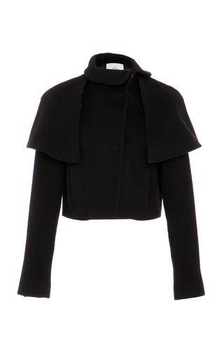 Medium maison di prima black claudia cropped jacket