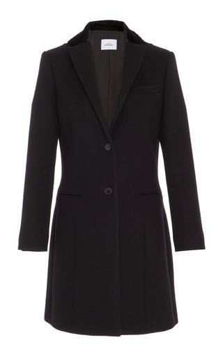 Medium maison di prima black clara coat
