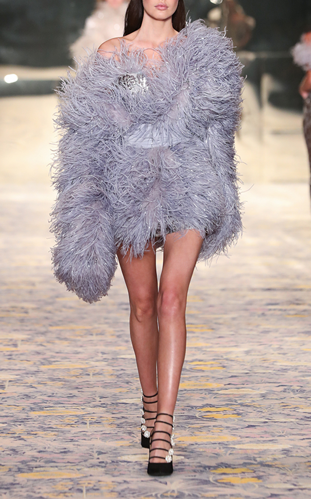... Lady Bird Feather Coat. CLOSE. Loading