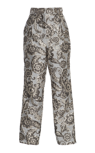 Medium alice mccall blue night and day high waist pant